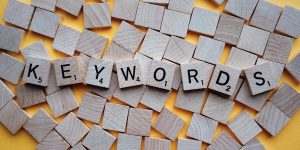 keywords estrategia SEO